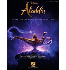 Hal Leonard Aladdin Songs from the Motion Picture Soundtrack PVG