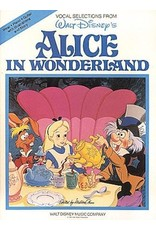 Hal Leonard Walt Disney's Alice in Wonderland PVG