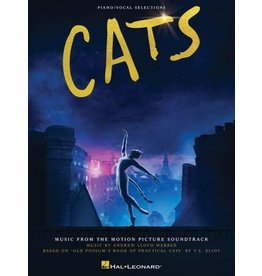 Hal Leonard Cats - Piano/Vocal Selections from the Movie