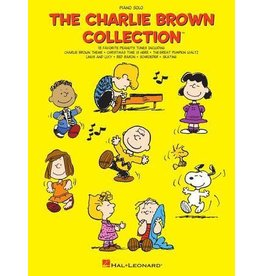 Hal Leonard Charlie Brown Collection Piano Solos