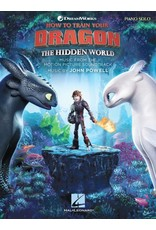 Hal Leonard How to Train Your Dragon: the Hidden World music from the Motion Picture by John Powell