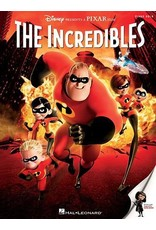 Hal Leonard Incredibles Piano Solo Songbook