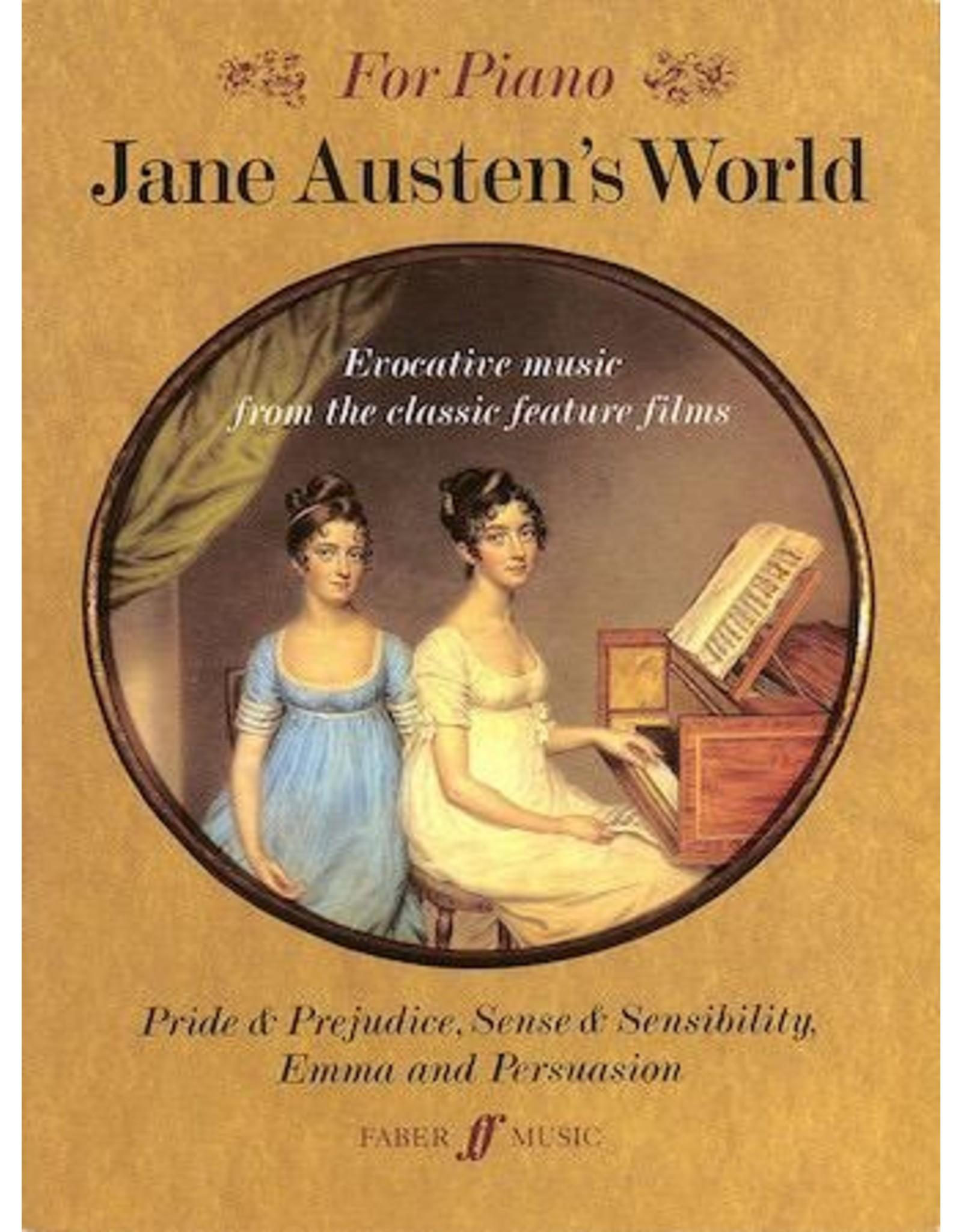 Hal Leonard Jane Austen's World - Music from the Feature Films by Richard Harris