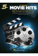 Hal Leonard Movie Hits 5 Finger