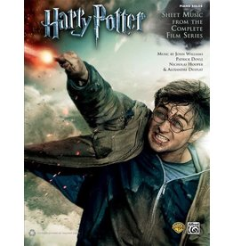 Alfred Harry Potter Complete Film Series Piano Solos