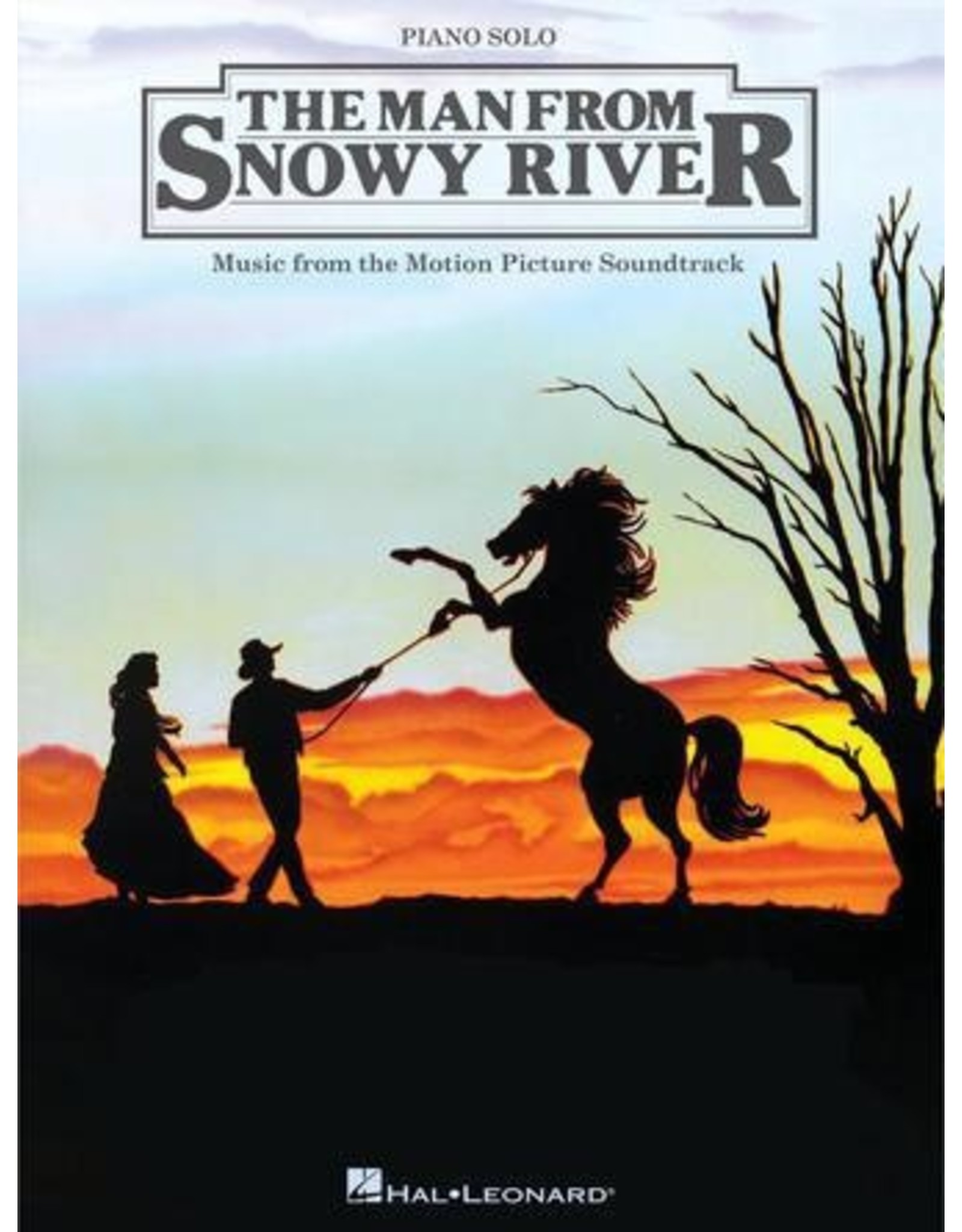 Hal Leonard Man From Snowy River Piano Solos from the Movie