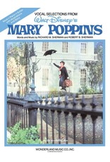 Hal Leonard Mary Poppins by Richard M. Sherman - Vocal Selections from the Walt Disney Movie