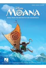 Hal Leonard Moana - Music from the Motion Picture Soundtrack PVG
