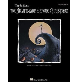 Hal Leonard Nightmare Before Christmas - Piano/Vocal Selections from the Movie