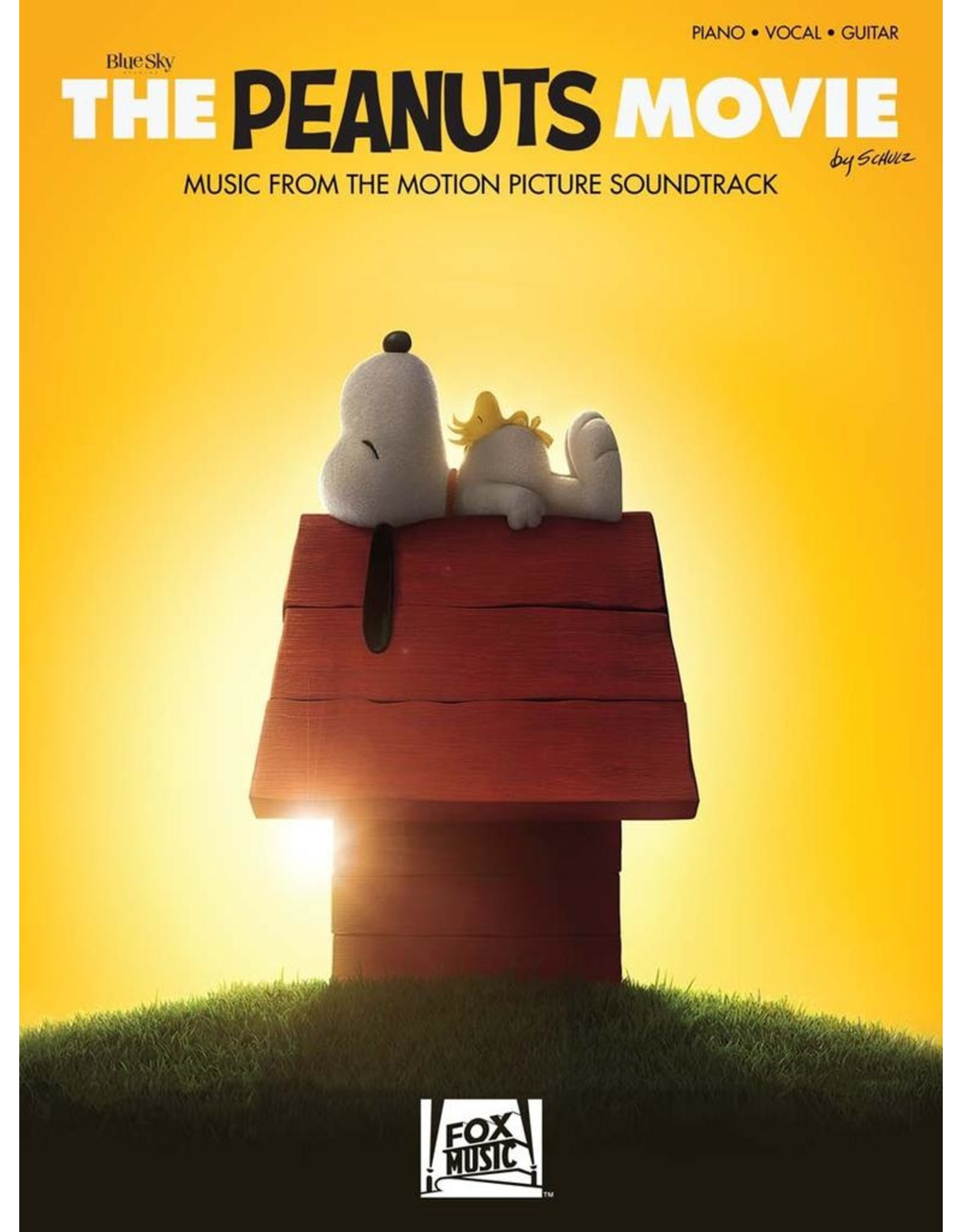 Hal Leonard Peanuts Movie PVG