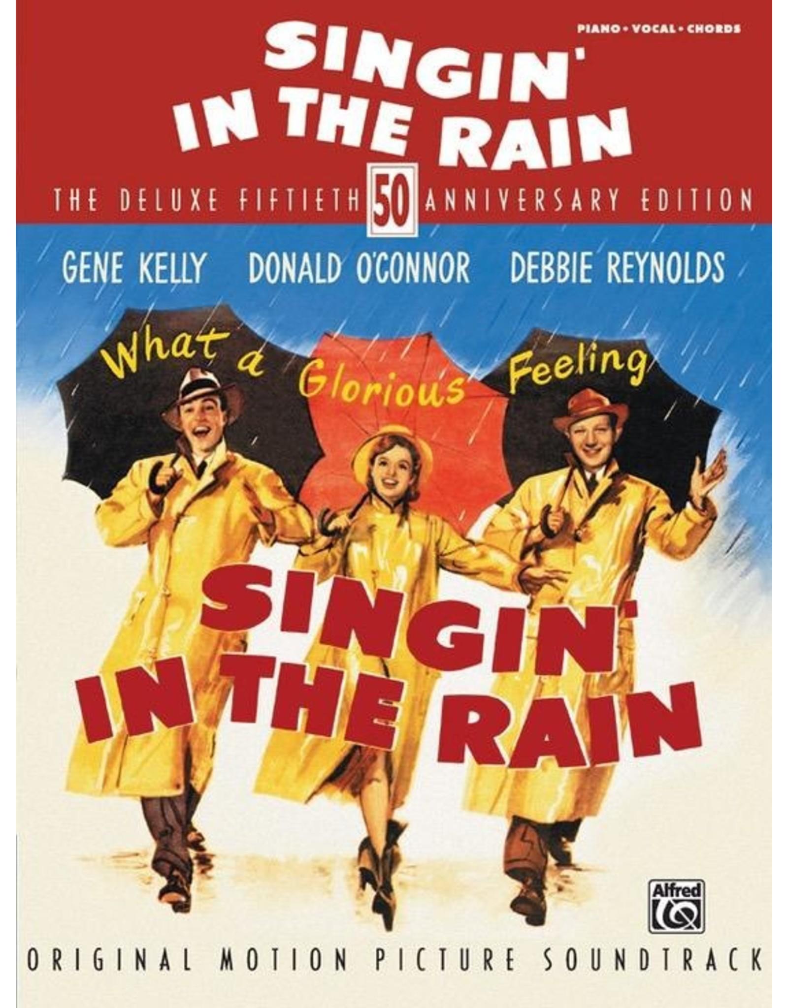 Alfred Singin' In the Rain - Deluxe 50th Anniversary Edition PVG50th Anniversary Edition