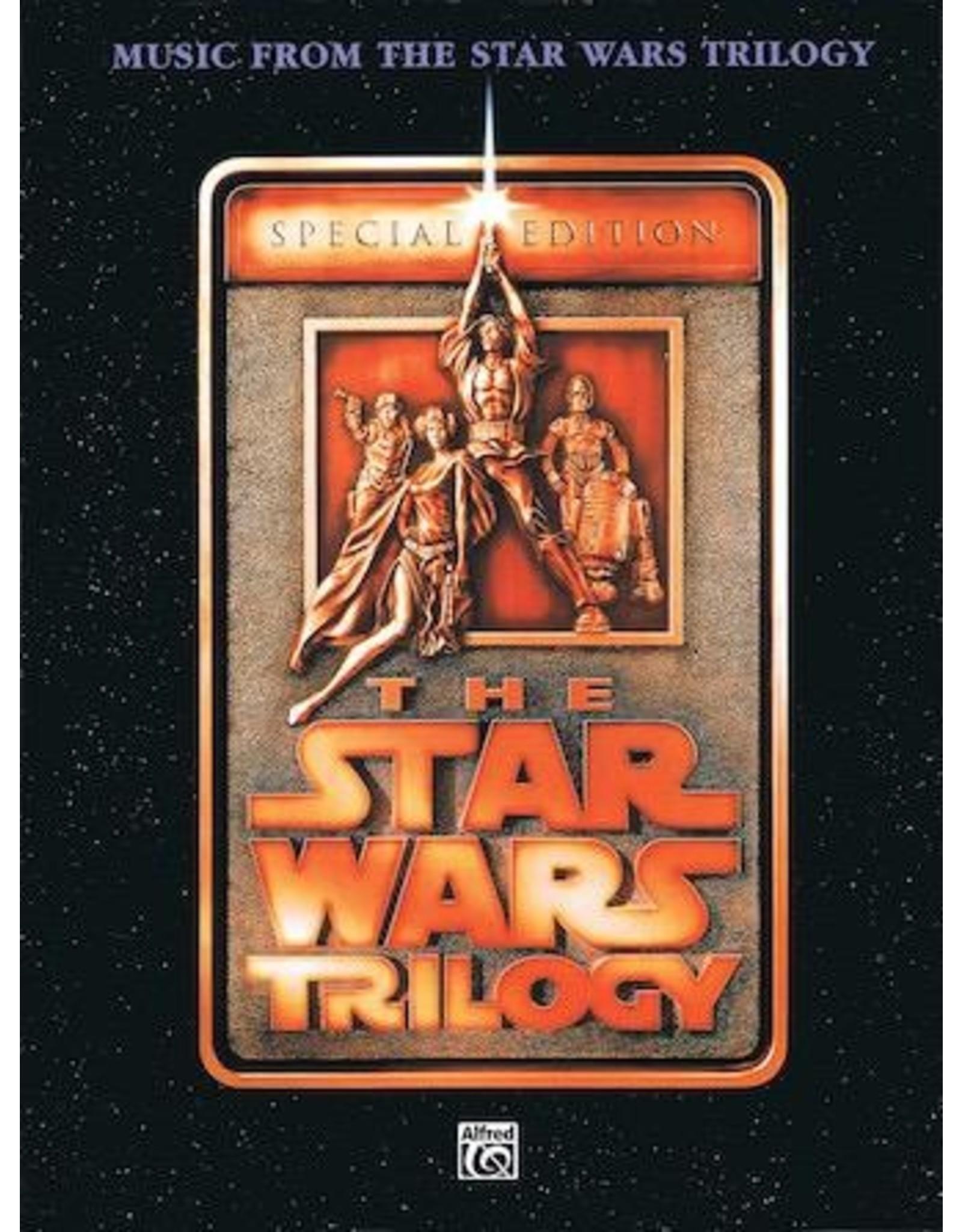 Hal Leonard Star Wars Trilogy - Special Edition PVG
