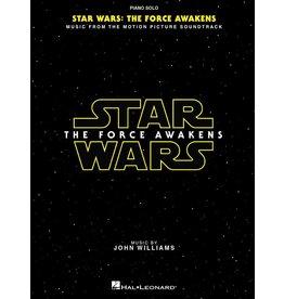 Hal Leonard Star Wars: Episode VII - The Force Awakens Piano Solo