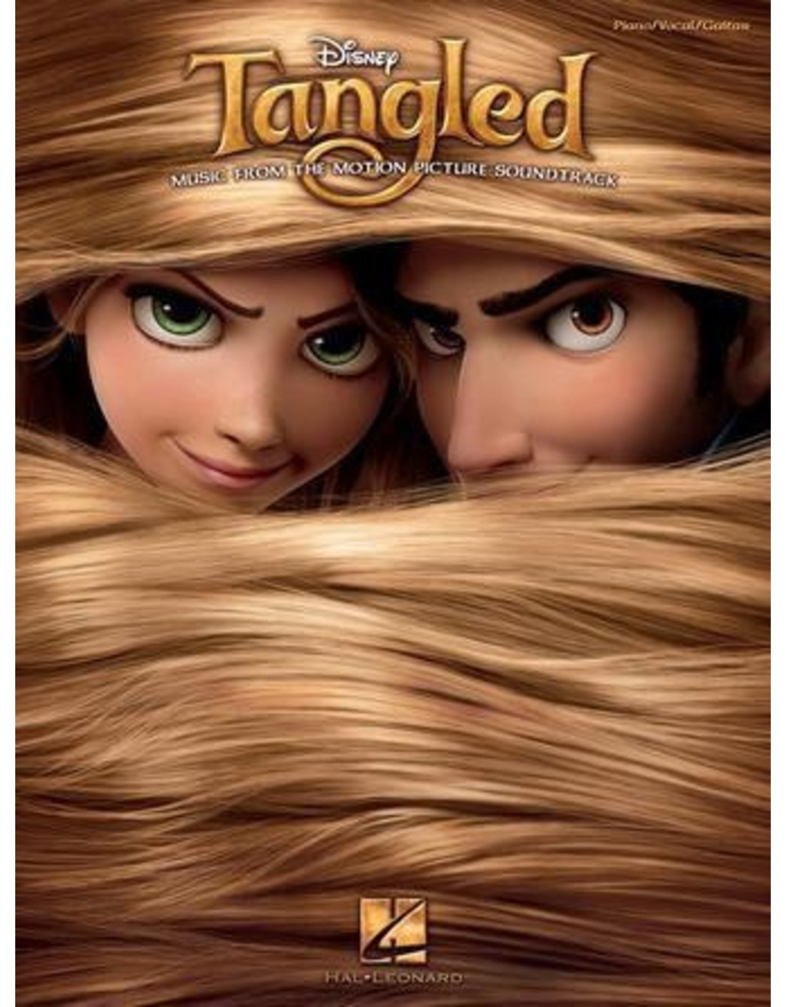 Hal Leonard Tangled - Music from the Motion Picture PVG