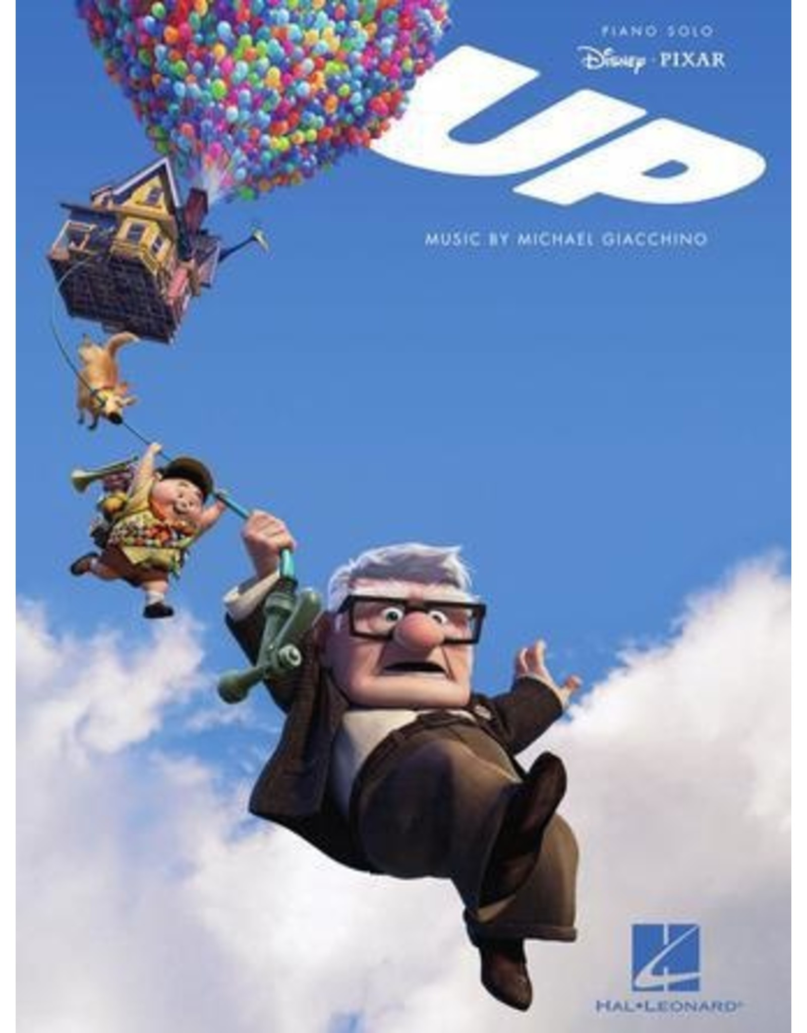 Hal Leonard Disney's Up - Music from the Motion Picture Soundtrack by Michael Giacchino