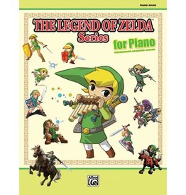 Alfred Legend of Zelda Series Piano Solo