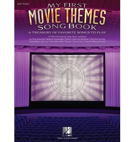 Hal Leonard My First Movie Themes Songbook Easy Piano