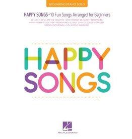 Hal Leonard Happy Songs for Beginning Piano (Big Note)
