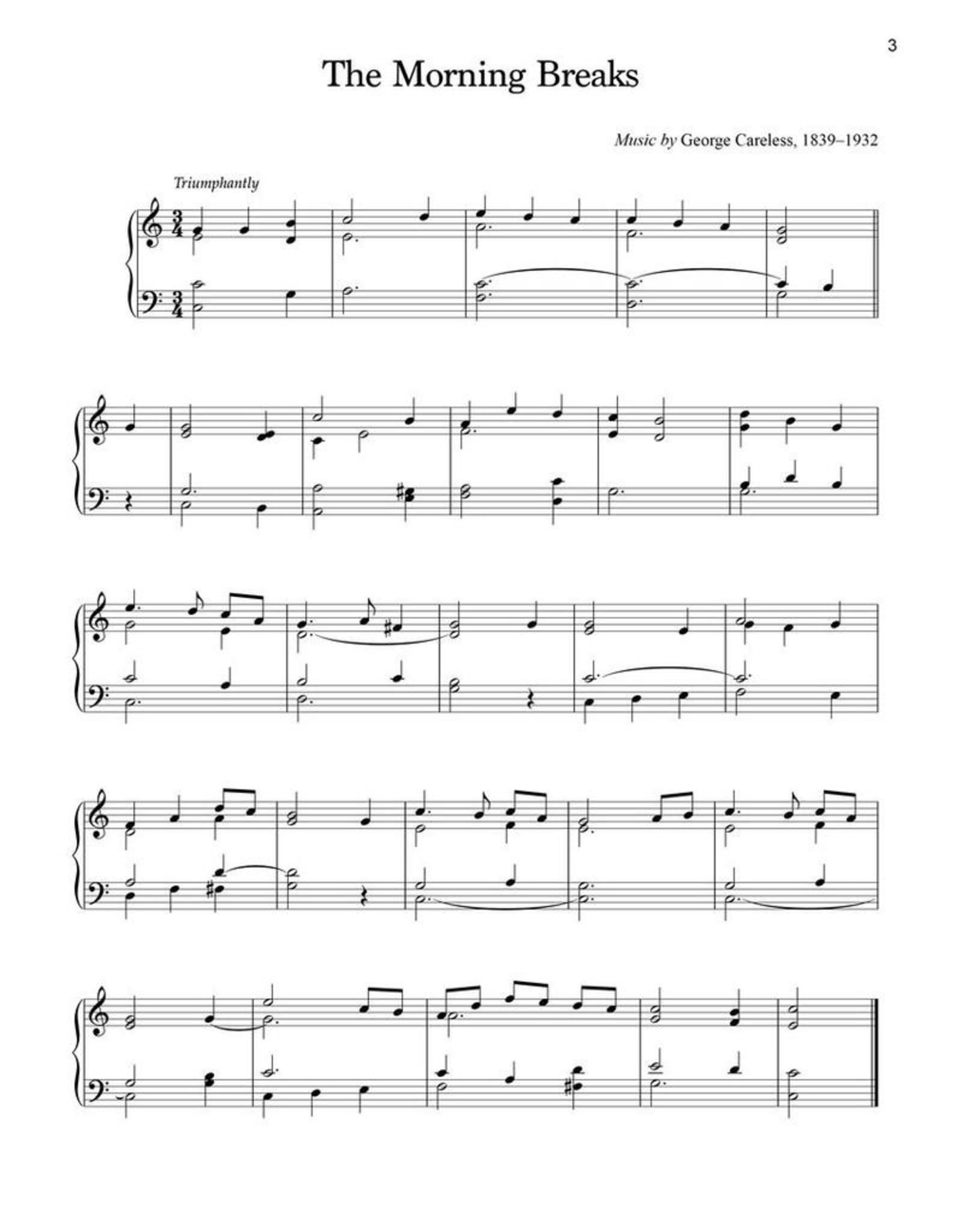 Jackman Music 50 Hymn Preludes for the Bass Coupler Organist Volume 1 arr. Brent Jorgensen