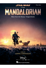 Hal Leonard Star Wars: The Mandalorian Piano Solos by Ludwig Goransson