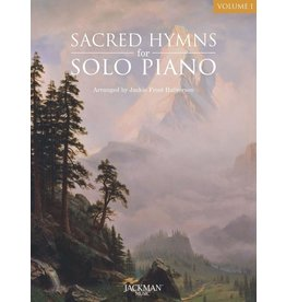 Jackman Music Sacred Hymns for Solo Piano Volume 1 arr. Jackie Frost Halversen