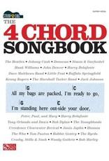 Hal Leonard 4 Chord Songbook for Guitar