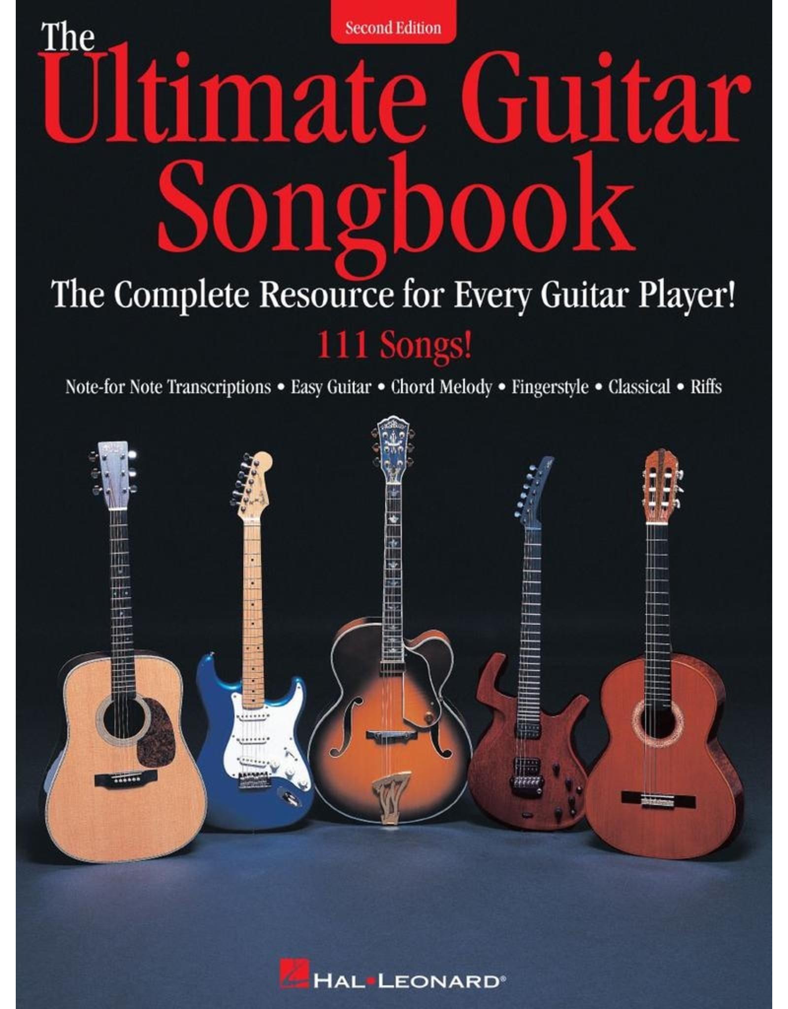 Hal Leonard Ultimate Guitar Songbook