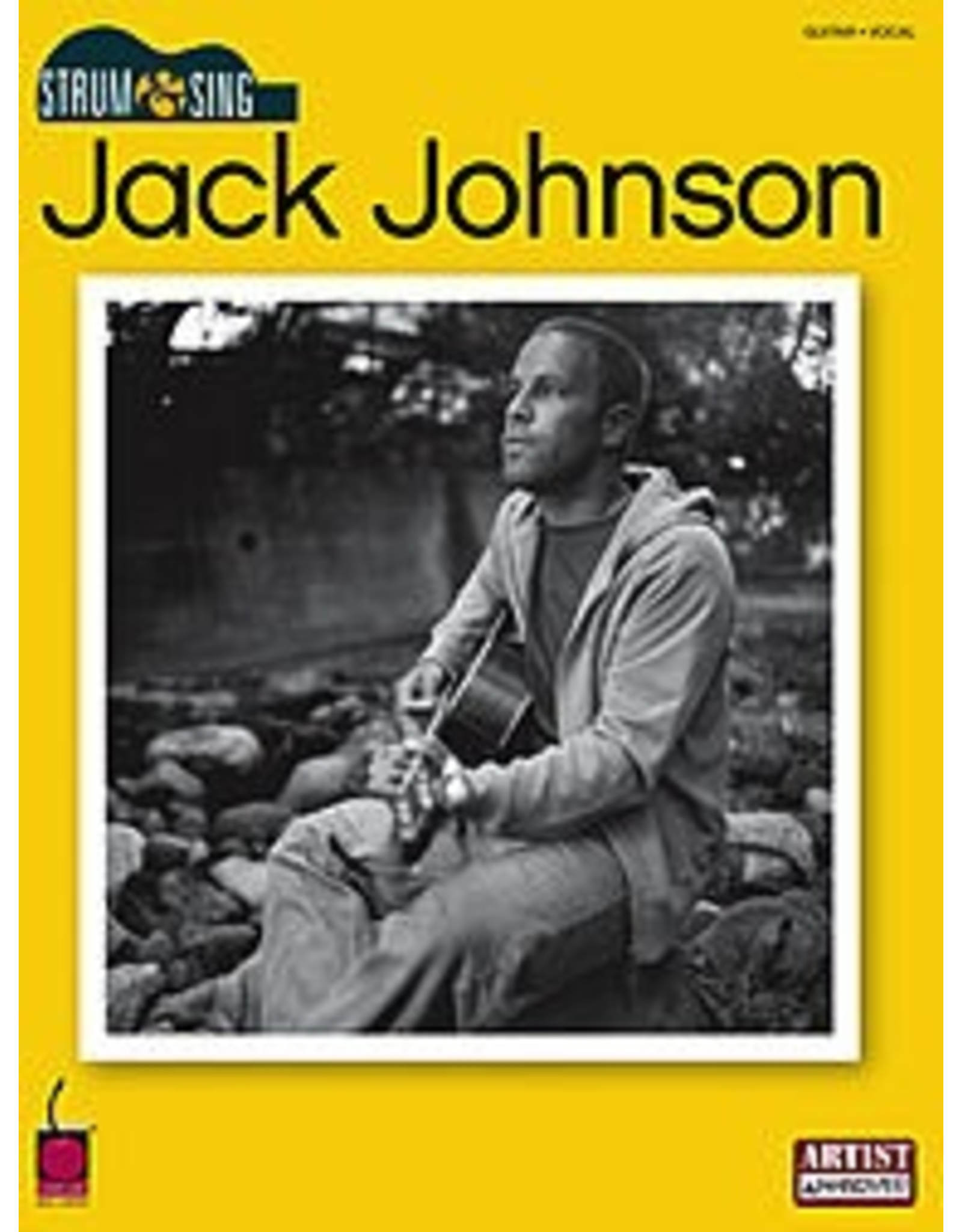Hal Leonard Jack Johnson Strum & Sing Guitar