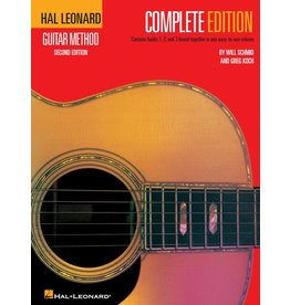 Hal Leonard Hal Leonard Guitar Method Complete Edition