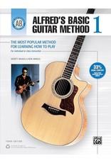 Alfred Alfred's Basic Guitar Method 1