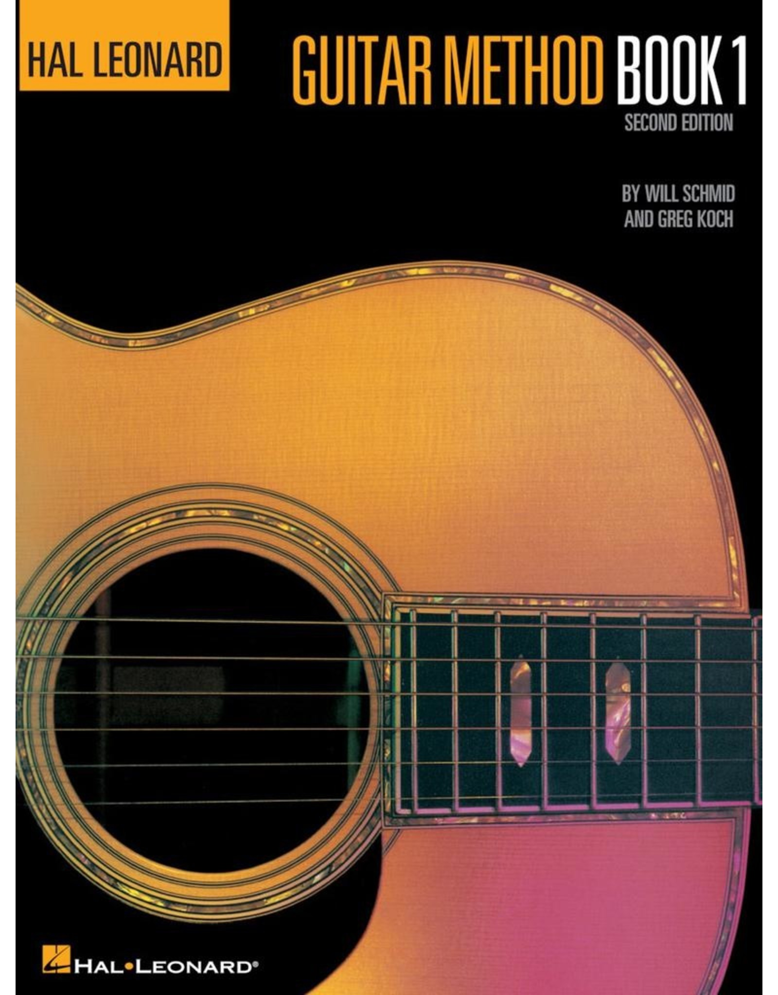 Hal Leonard Hal Leonard Guitar Method, Book 1