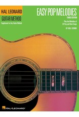 Hal Leonard Easy Pop Melodies for Guitar