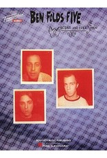 Hal Leonard Ben Folds Five - Whatever and Ever Amen PVG