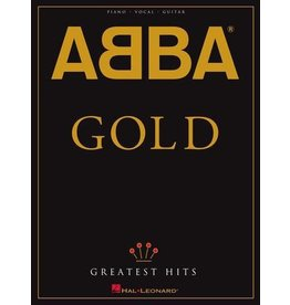 Hal Leonard ABBA Gold Greatest Hits PVG