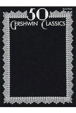 Hal Leonard 50 Gershwin Classics Piano Vocal