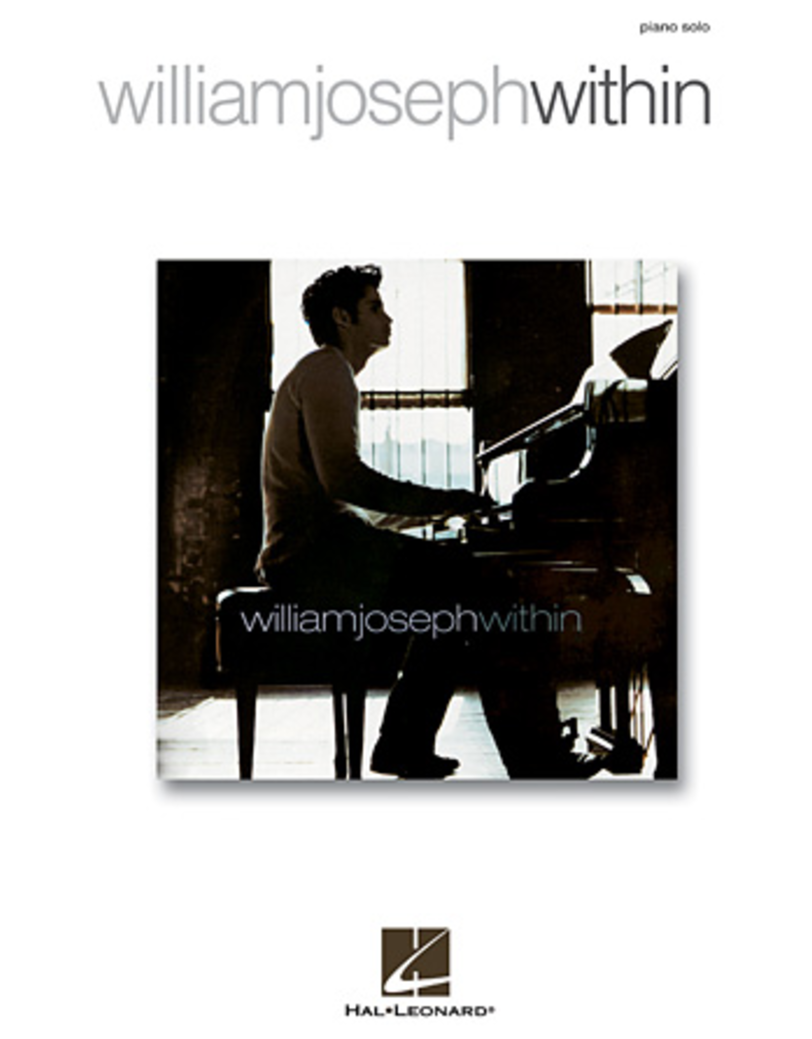 Hal Leonard William Joseph - Within Piano Solo
