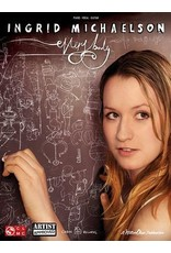 Hal Leonard Everybody - Ingrid Michaelson PVG