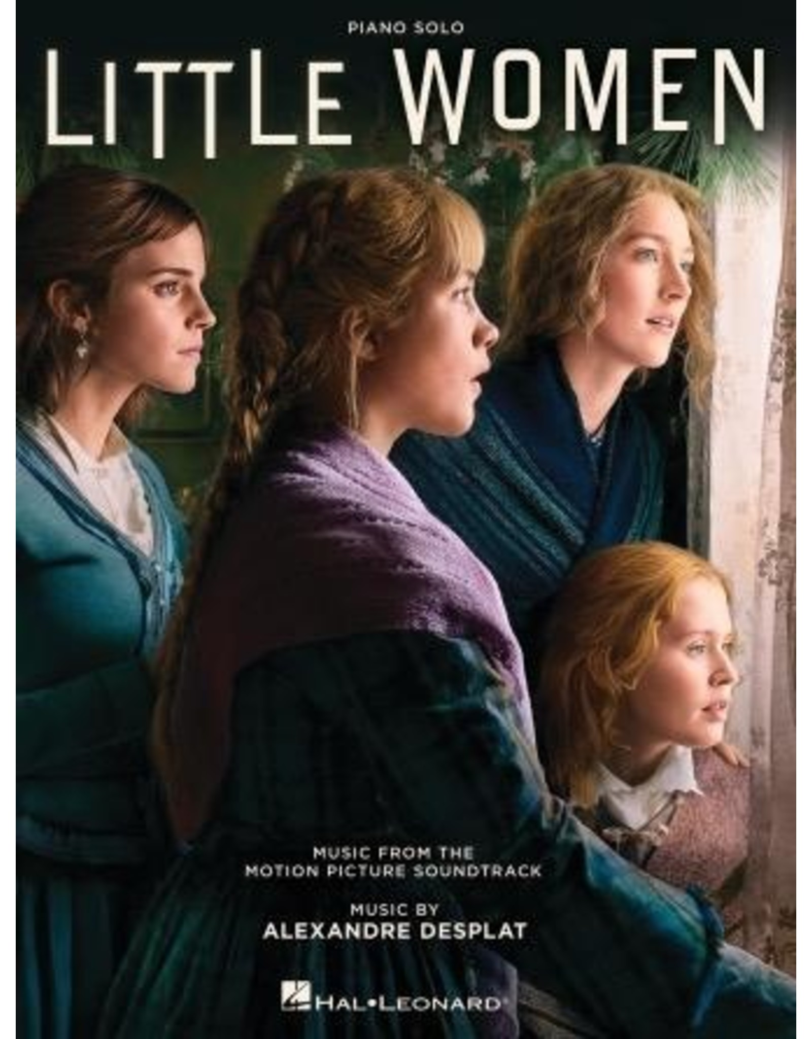 Hal Leonard Little Women Music from the Motion Picture - Piano Solo