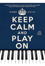 Hal Leonard Keep Calm and Play On – The Blue Book