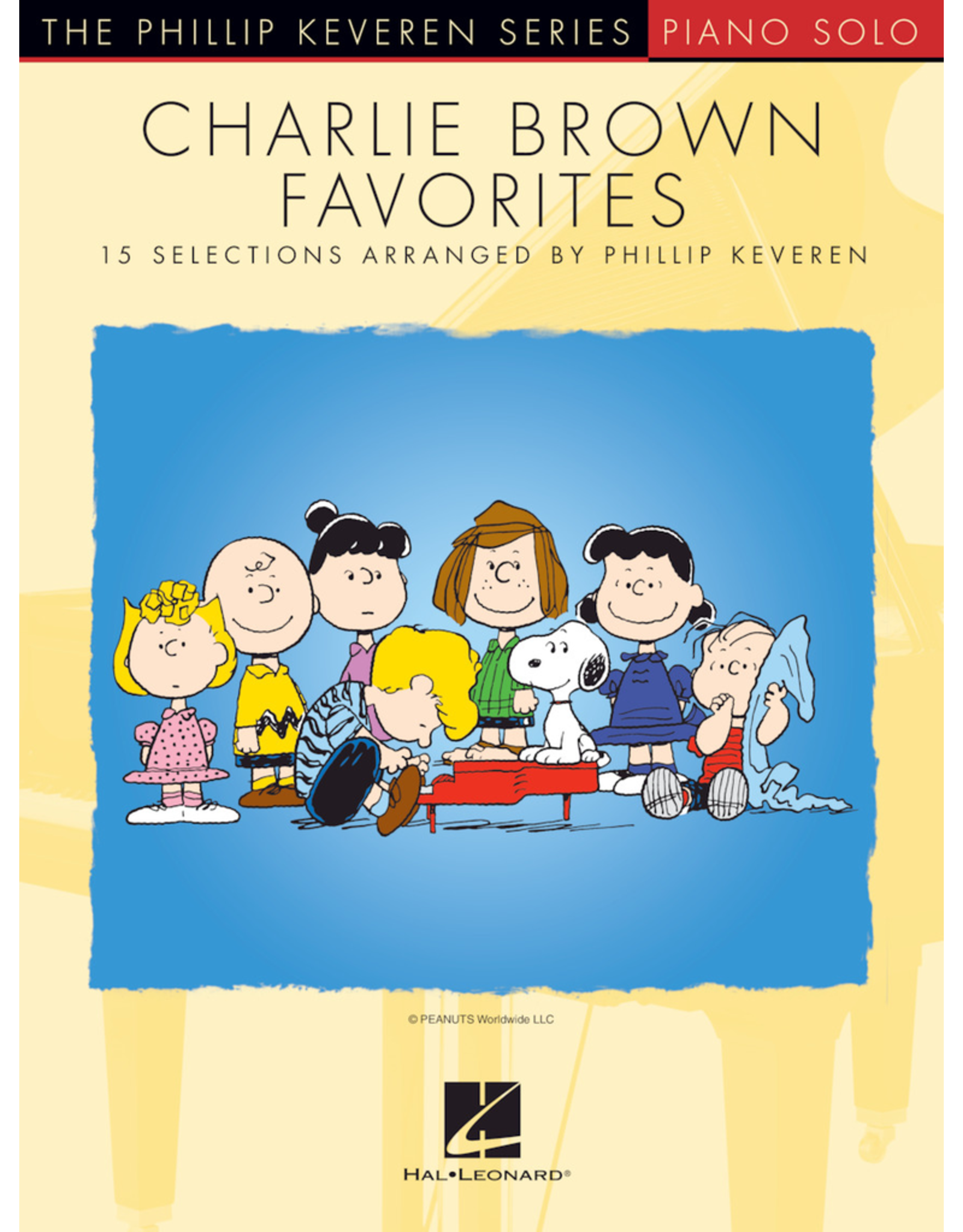 Hal Leonard Charlie Brown Favorites arr. Phillip Keveren