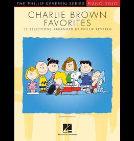 Hal Leonard Charlie Brown Favorites arr. Phillip Keveren