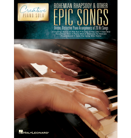 Hal Leonard Bohemian Rhapsody and Other Epic Songs