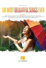 Hal Leonard 100 Most Delightful Songs Ever PVG