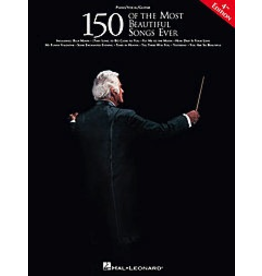 Hal Leonard 150 of the Most Beautiful Songs Ever - 4th Edition