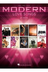 Hal Leonard Modern Love Songs PVG