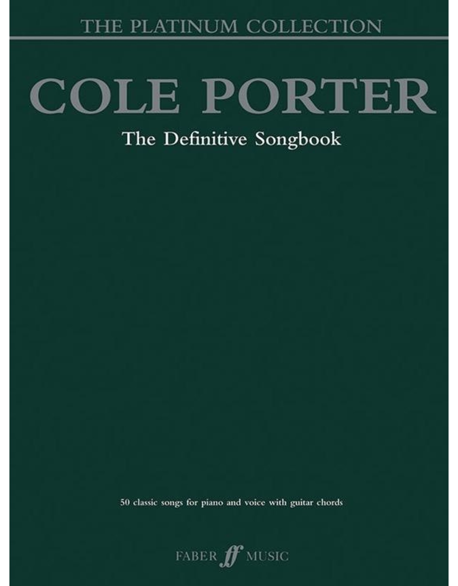 Alfred Cole Porter The Platinum Collection PVC