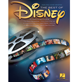 Hal Leonard Best of Disney PVG