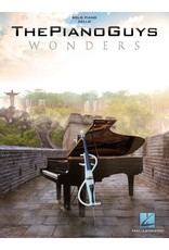 Hal Leonard Piano Guys - Wonders Solo Piano and Cello