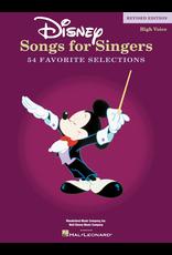 Hal Leonard Disney Songs for Singers High Voice