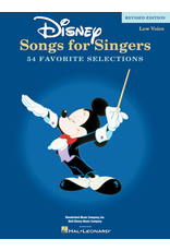 Hal Leonard Disney Songs for Singers Low Voice